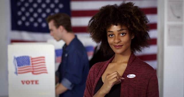 Casi 50% de los votantes registrados de Carolina del Norte han emitido su voto en las elecciones generales de 2020