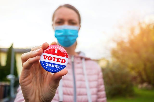 Cómo votar de manera segura en época de pandemia