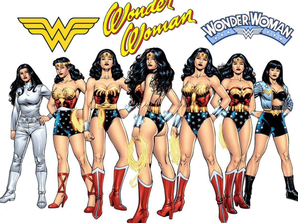 ¿Quién creó a Wonder Woman?