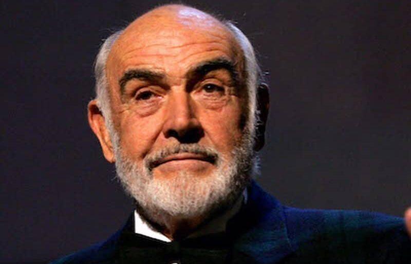 causa de muerte de Sean Connery