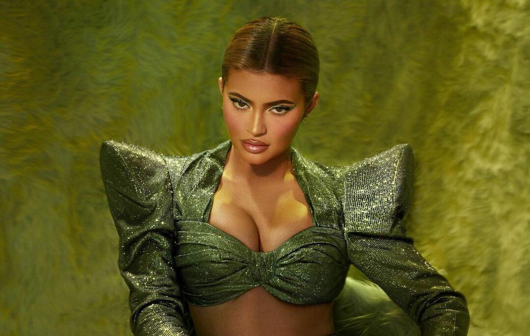 Kylie Jenner y el Grinch