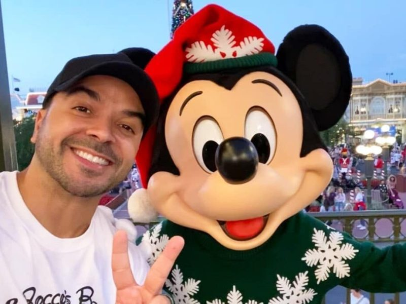 Feliz Christmas Luis fonsi