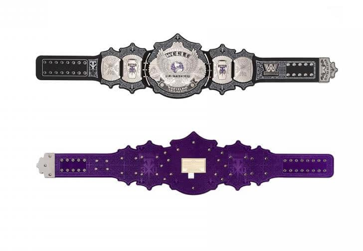 El Campeonato especial de The Undertaker.