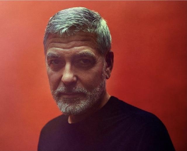 George Clooney regaló un millón de dólares a sus amigos. Esta es la razón.