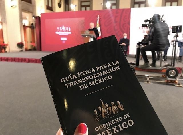 ¿Qué contiene la guía ética lanzada por AMLO en México?