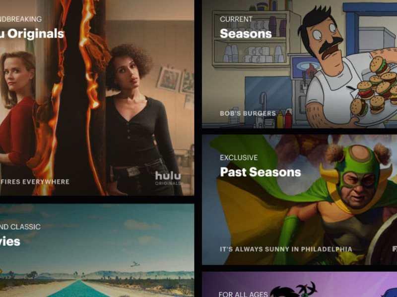 Hulu por $2 mensuales en Black Friday y Cyber Monday