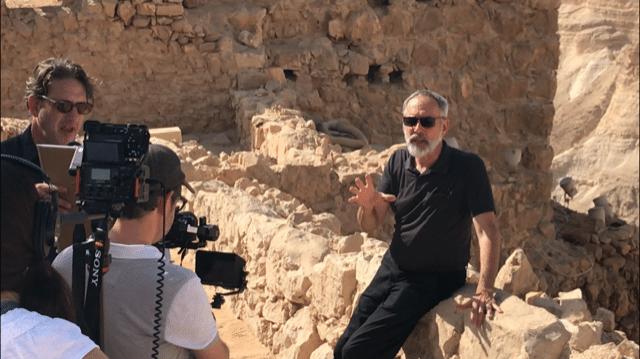 Messiah: una historia épica sobre la Biblia