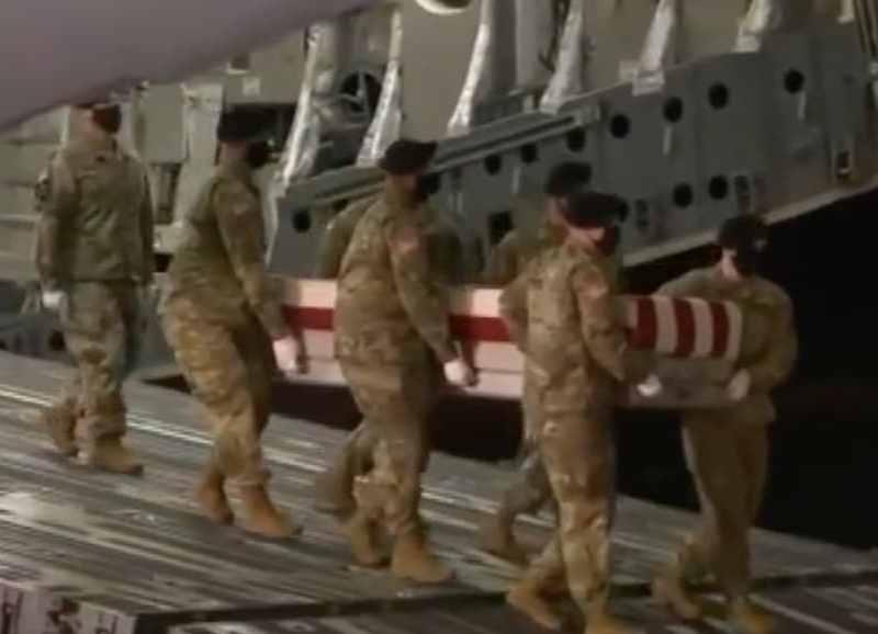 Militar de Carolina del Norte murió en Egipto