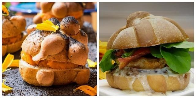 Pan de Muerto: cuatro nuevas maneras de comerlo en Día de Muertos
