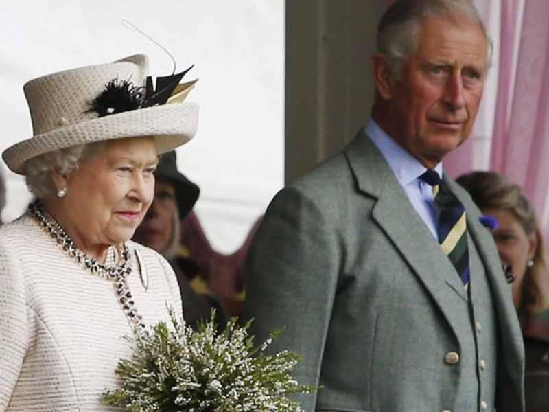 El Príncipe Carlos de Gales es aficionado a la Magia