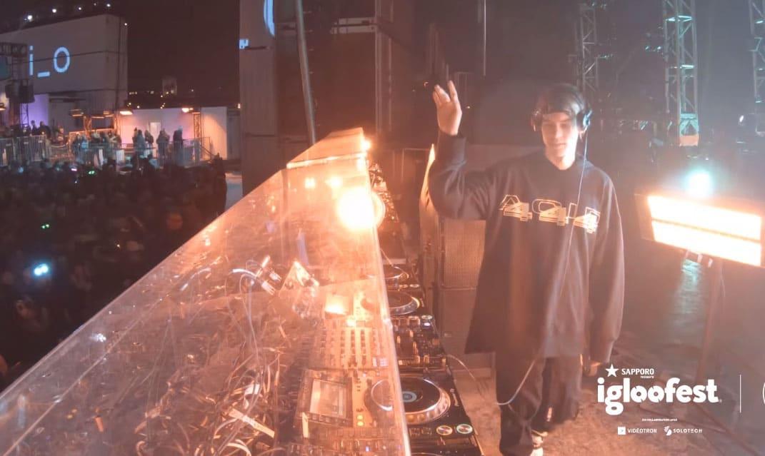 Quién es el DJ Garrett Lockhart, conocido como i_o