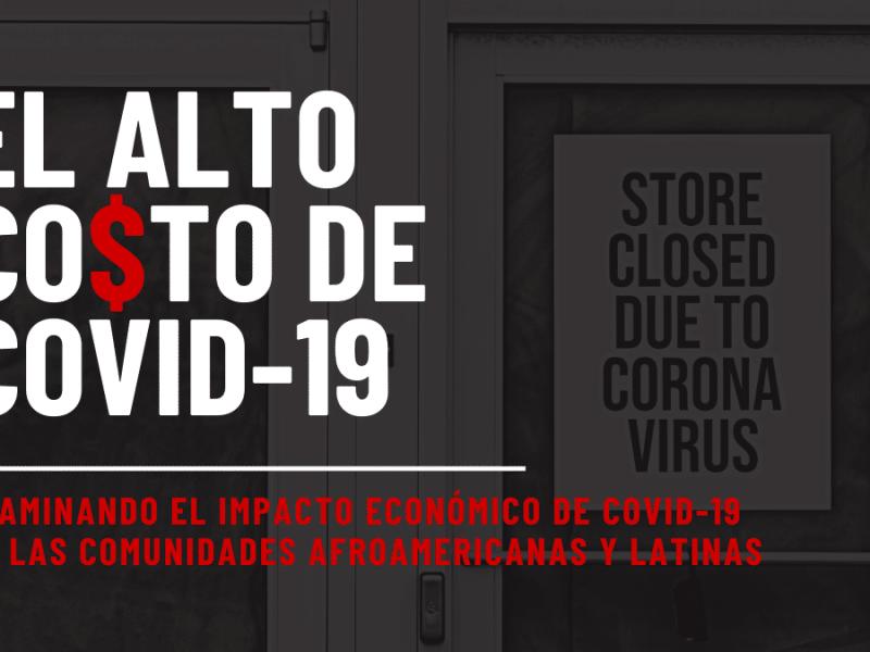 Invitan a charla sobre cómo los latinos sobreviven económicamente al COVID-19