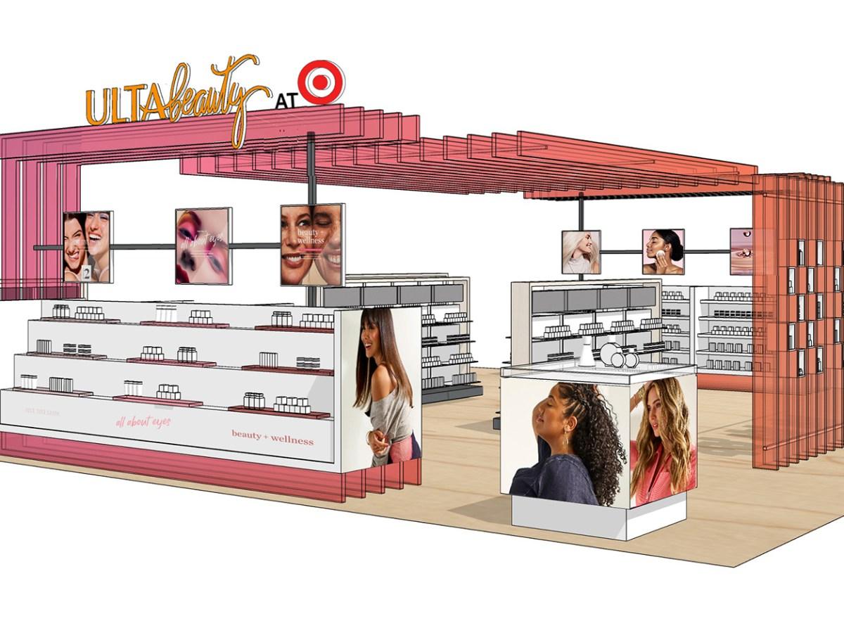 Ulta Beauty llega a Target de una manera sorprendente