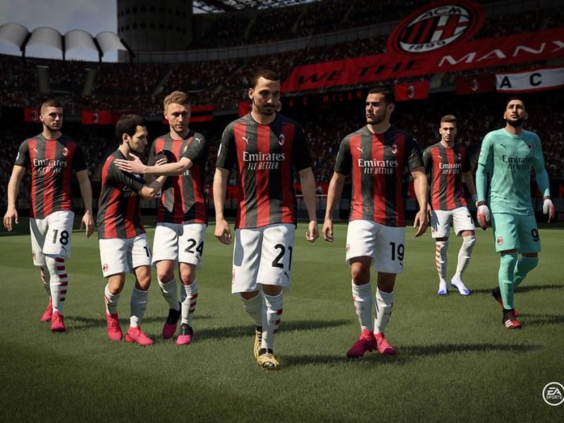 Zlatan y Bale tienen problemas con FIFA 21