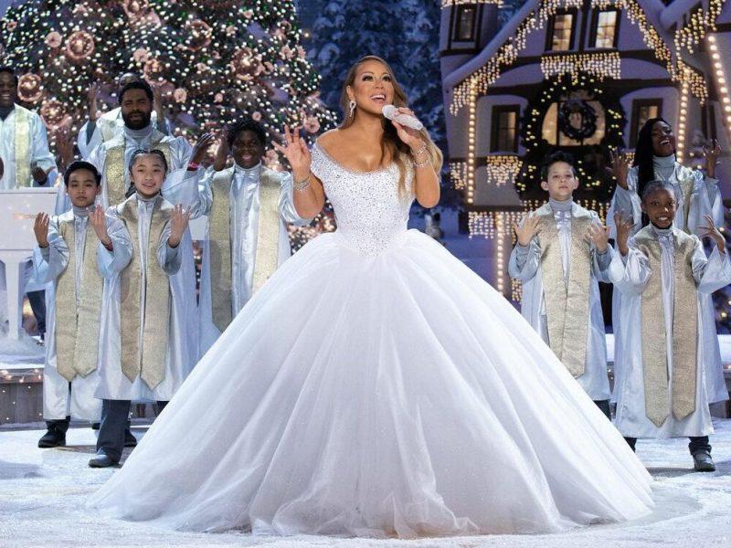 Mariah Carey es la reina de la Navidad