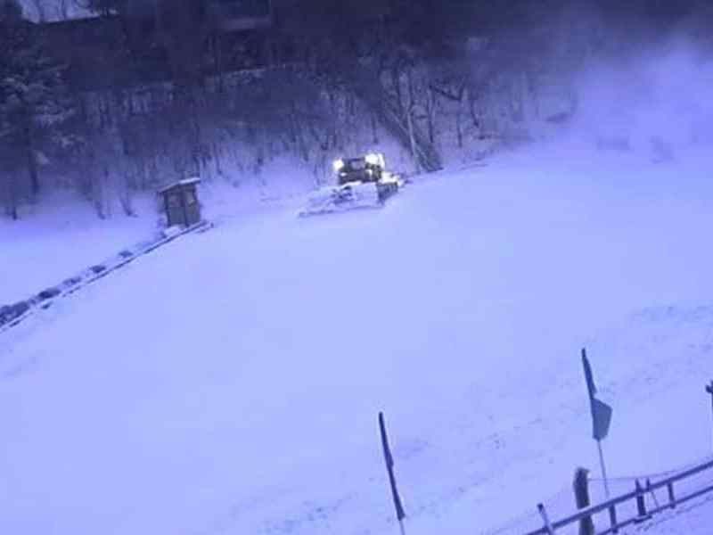 Esquiador murió antes de Nochebuena