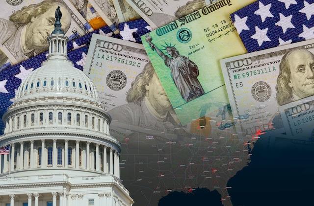 Cámara aprueban la ley para aumentar cheques de estímulo a $2,000