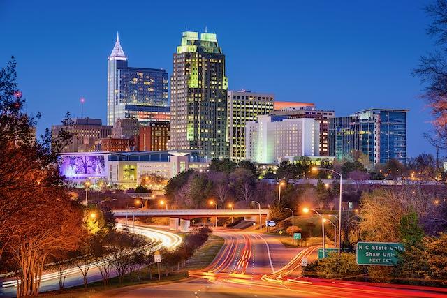 Artistas locales iluminará el centro de Raleigh