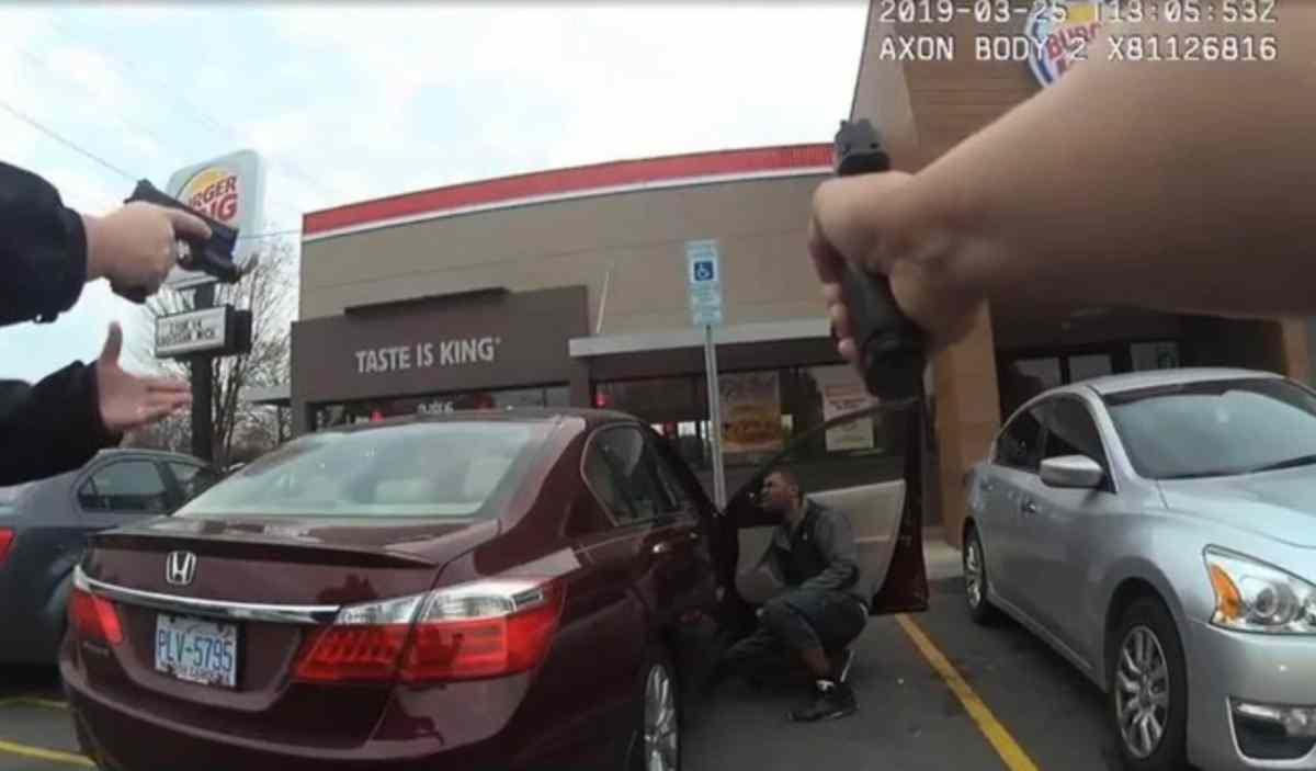 Burger King asesinato de afroamericano