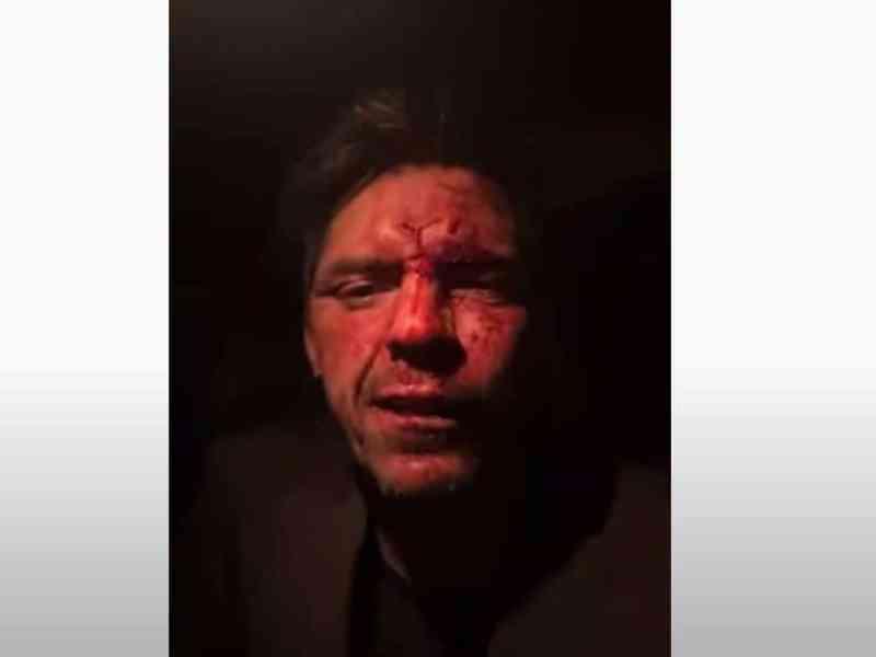 Arturo Montiel amenaza de muerte a hijo de Lupita D'Alessio