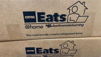 Comida gratis para niños en Charlotte durante descanso de invierno