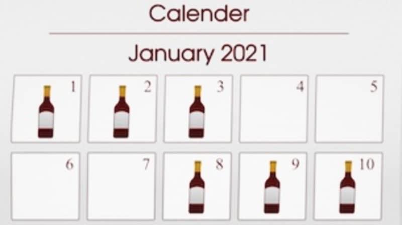 Enero sin alcohol Carolina del Norte