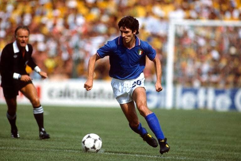 Falleció Paolo Rossi