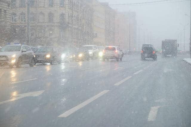Nieve podrá hacer carreteras peligroso la próxima semana en Charlotte