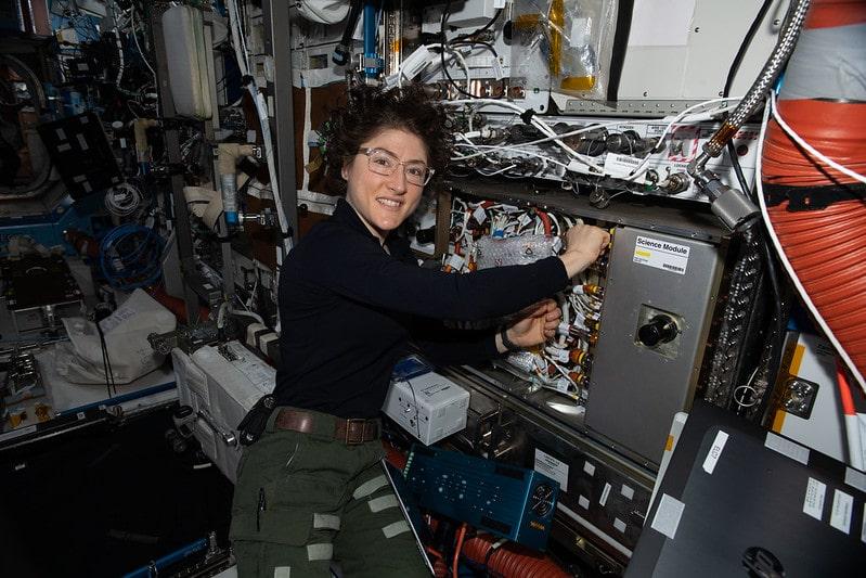 La primera mujer en caminar sobre la luna podría ser la astronauta de Carolina del