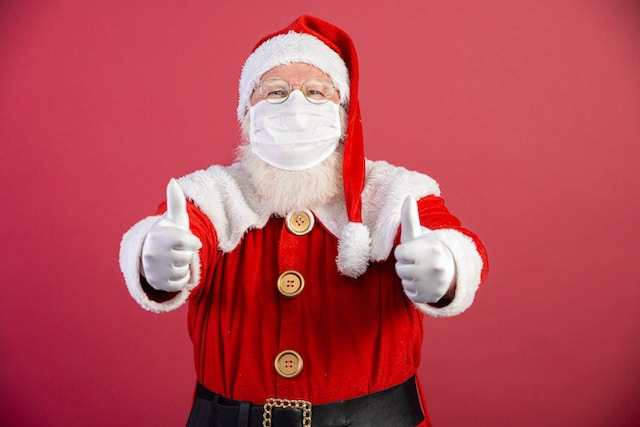 Santa Claus es inmune al COVID-19 asegura la OMS