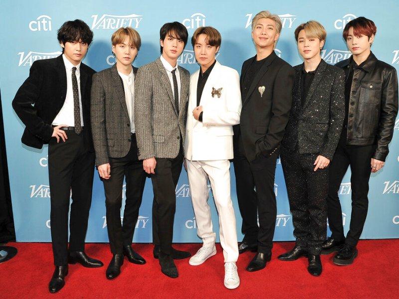 Time nombra a BTS como artista del año 2020