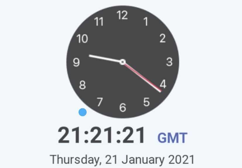Hoy es el día de la sincronía del 21: ¿cuál es su significado?