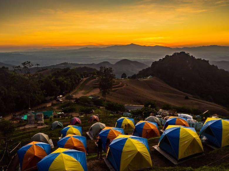 camping-great-smoke-mountains-carolina-del-norte