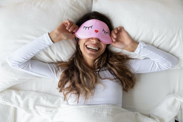 Afirmaciones positivas para antes de dormir