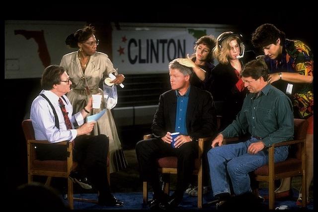 Quién fue Larry King?