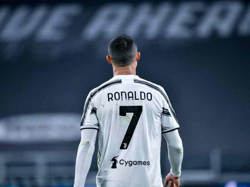 Cristiano Ronaldo Campeón Supercopa Italia
