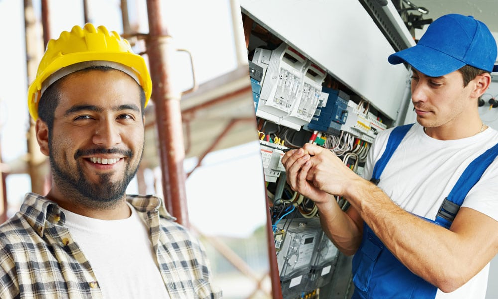 Cuánto ganan los trabajadores de la construcción en Carolina del Norte