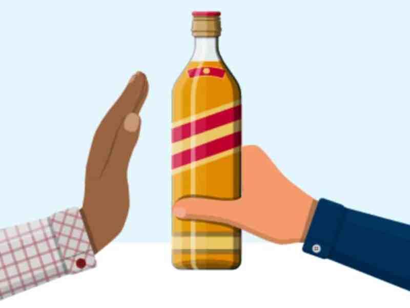 Dejar el alcohol Carolina del Norte