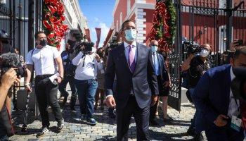 Pedro Pierluisi promete estadidad para Puerto Rico al juramentar