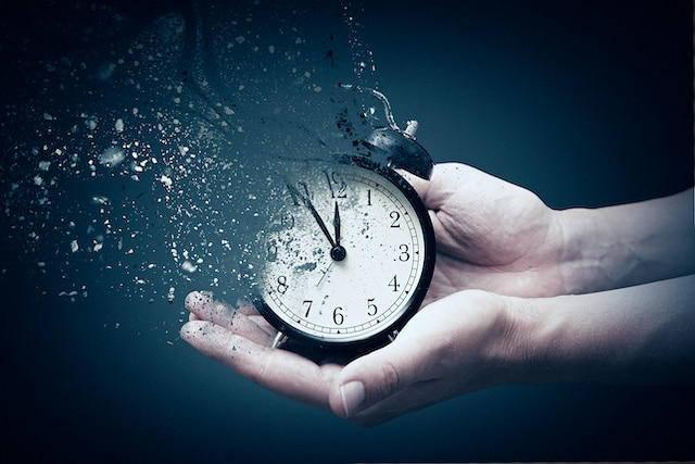 Tiempo pasa más rápido en 2021