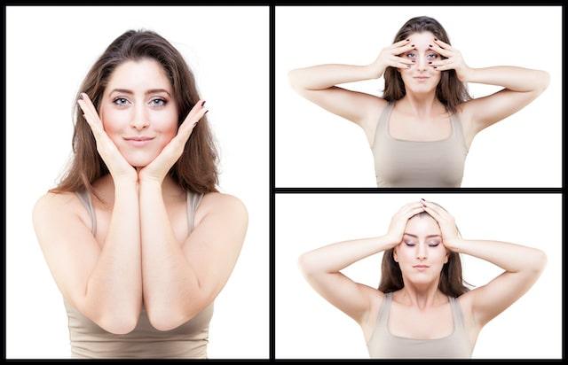 Yoga Facial: rejuvenece tu rostro con tan sólo unos minutos al día