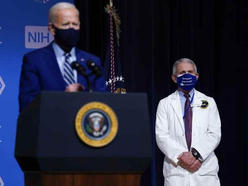 Biden anuncia acuerdo por 200 millones más de vacunas contra el COVID-19