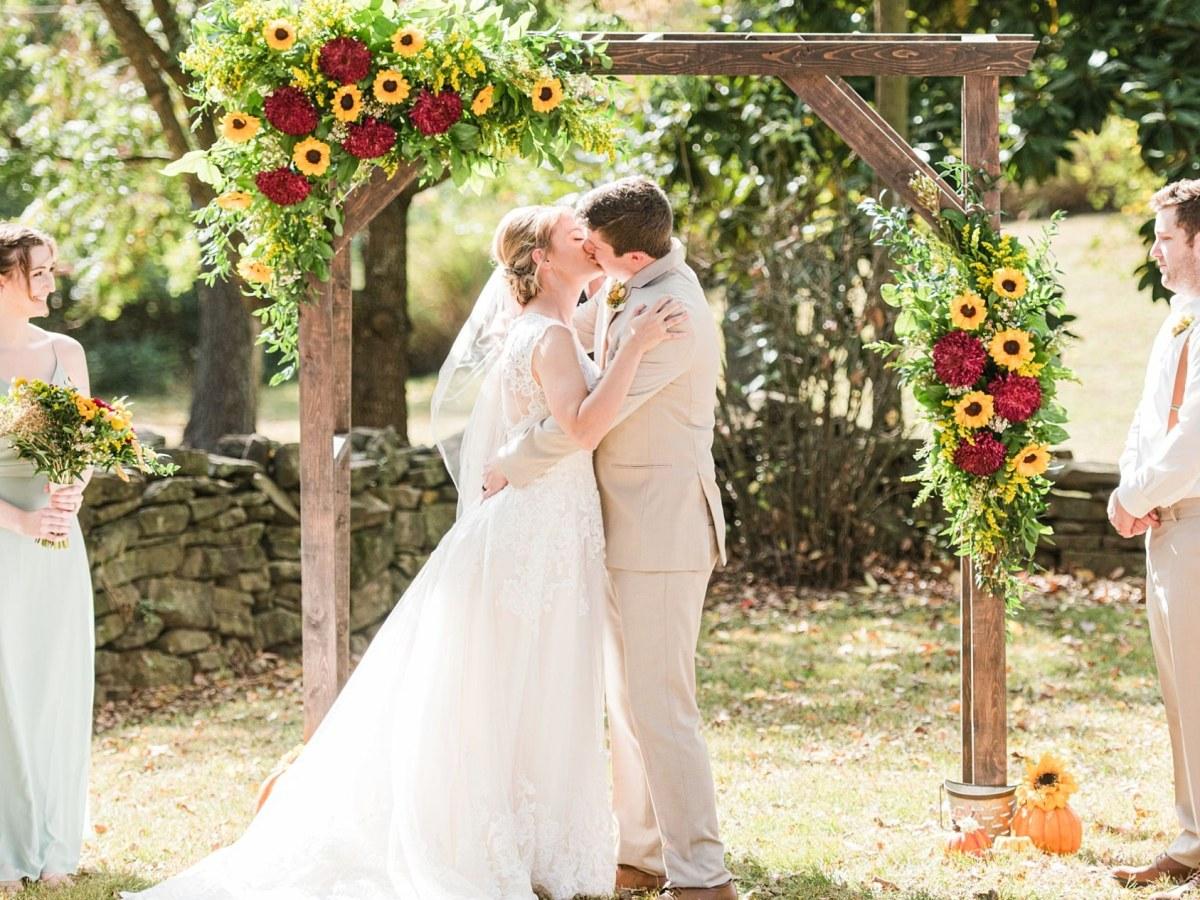 Casarse en Fayetteville, Carolina del Norte