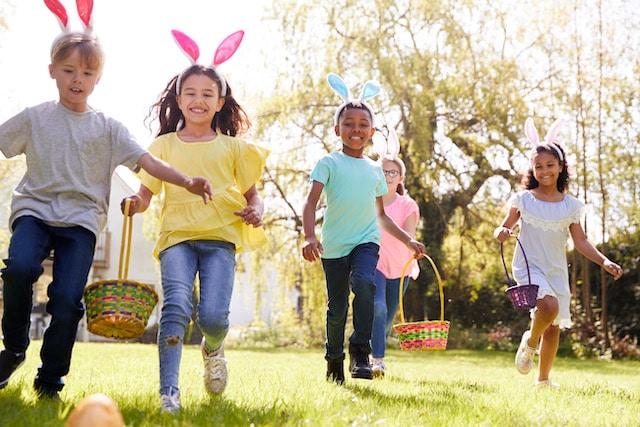 Durham organiza búsqueda de huevos para el día de Pascua