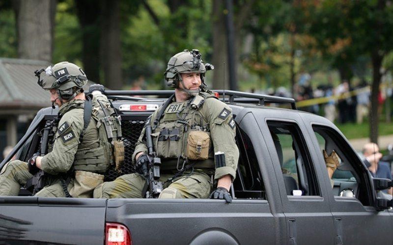 FBI Bombas Caseras Carolina del Norte