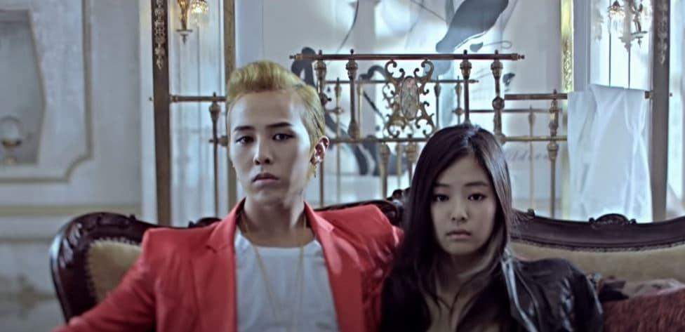 Jennie de Blackpink y G-Dragon son novios