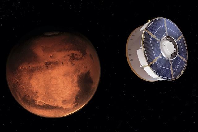 Tres exploradores robots llegarán a Marte ¡muy pronto!