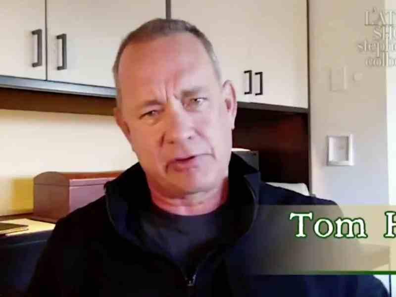 Tom Hanks librería Carolina del Norte