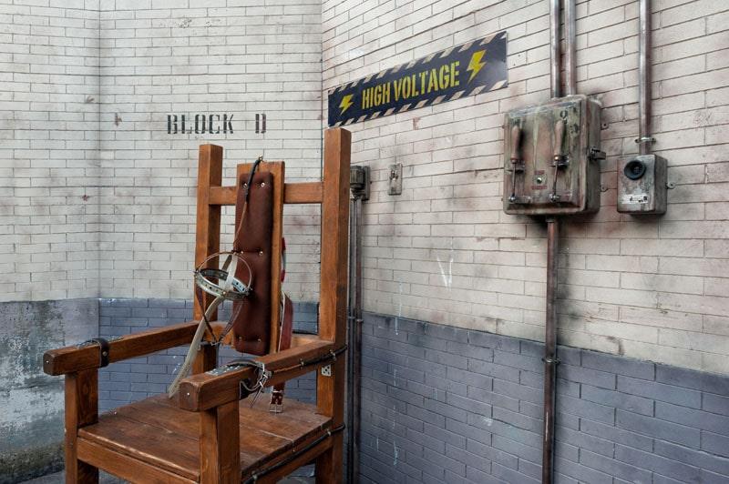 Ahorcamientos y racismo: la historia de la pena de muerte en Carolina del Norte