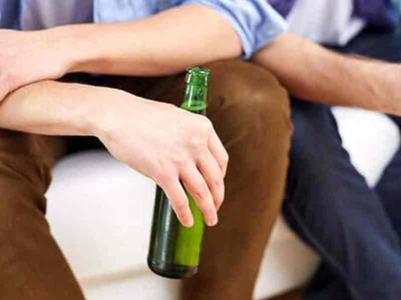 consumo alcohol Carolina del Norte